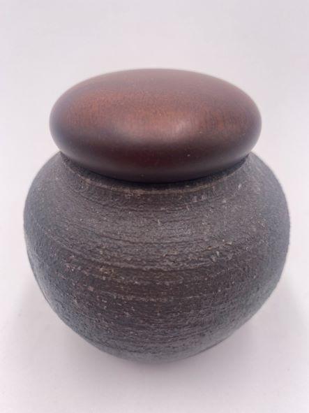 許俊翔-柴燒小茶罐